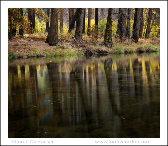 Merced Calm, Yosemite
