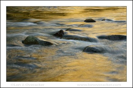 River of Gold II, Yosemite